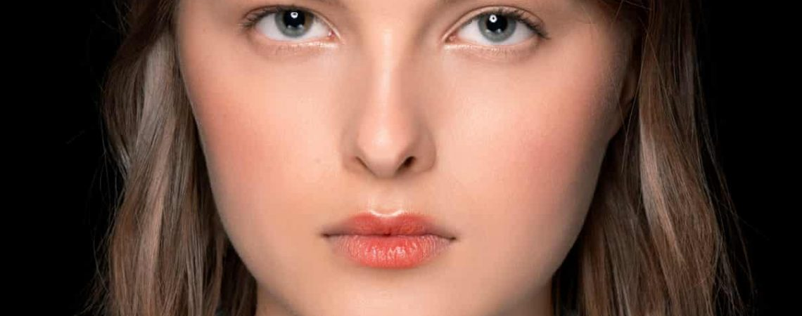 Blusher is all you need on a summers day