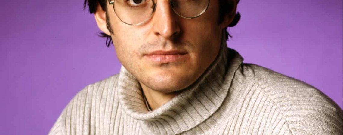 Louis Theroux on his favourite outfit This was a woolcotton blend I thought I looked quite roguish