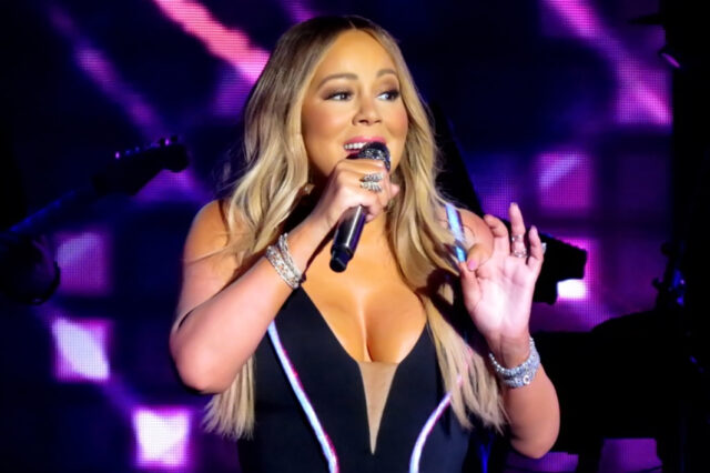 Mariah Carey announces her new album called The Rarities