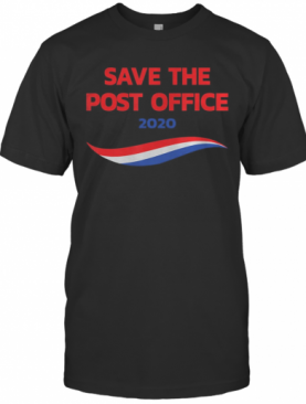 Save The Post Office 2020 Vote By Mail In USA Election Gift T-Shirt