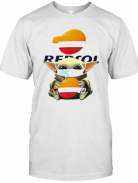 Star Wars Baby Yoda Mask Hug Repsol T-Shirt