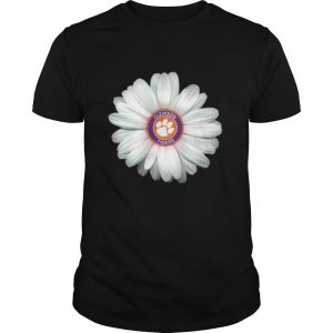 Clemson Tigers Daisy Flower shirt