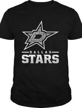 Dallas stars hockey logo shirt