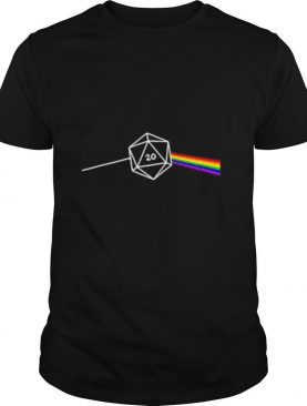 Game 20 pink floyd band rainbow shirt