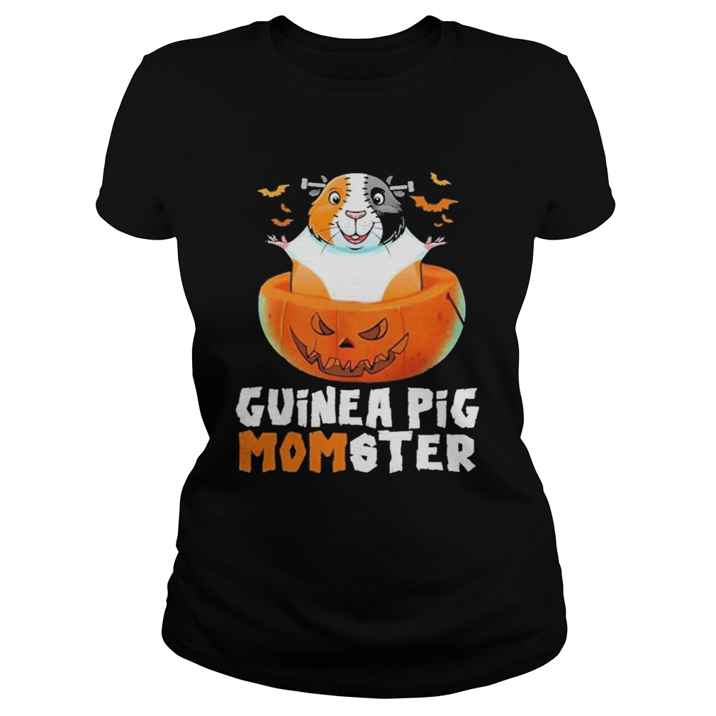 Give A Pig Monster Halloween  Classic Ladies