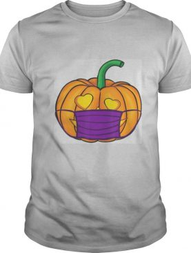 Halloween Pumpkin Mask 2020 Jack O Lantern shirt