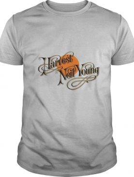 Harvest Neil Young shirt