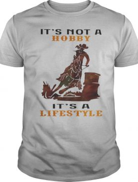 Riding horse it's not a hobby it's a lifestyle 2020 shirt