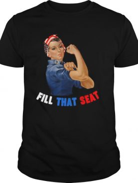 Fill That Seat Costume Trump 2020 Election shirt