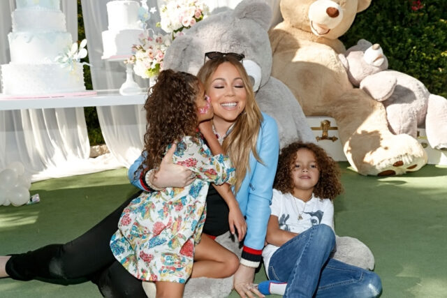 Mariah Carey Says Son Moroccan 9 Was Bullied By a White Supremacist