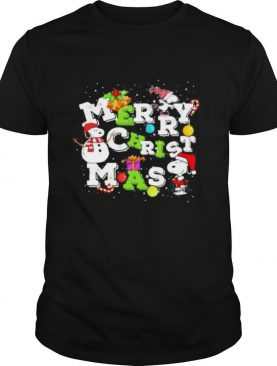 Merry christmas snoopy santa shirt