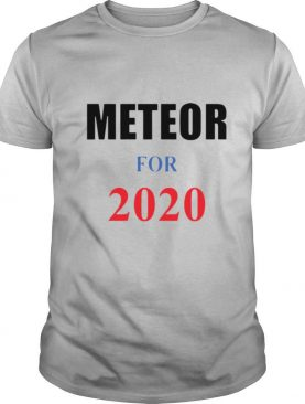 Meteor for 2020 Official shirts