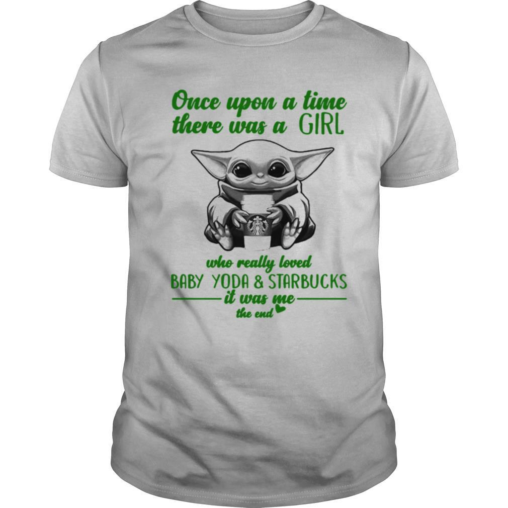 Once upon a time there was a girl shirt