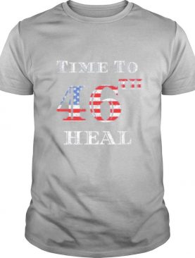 Time to 46th heal flag us shirt