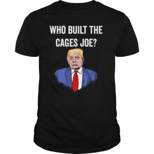 Who Built The Cages, Joe shirt