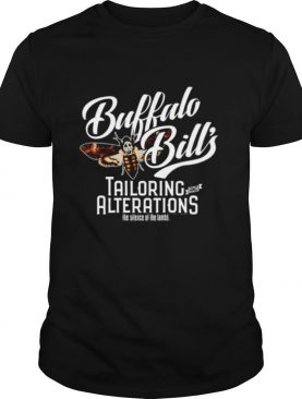 Bee Buffalo Bills Tailoring And Alterations The Silence Of The Lambs shirt