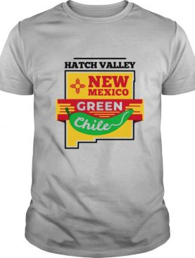 Hatch Chile New Mexico Green Chili Pepper Pullover shirt