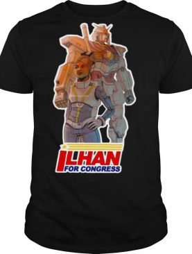 Super Nice Ilhan For Congress shirt