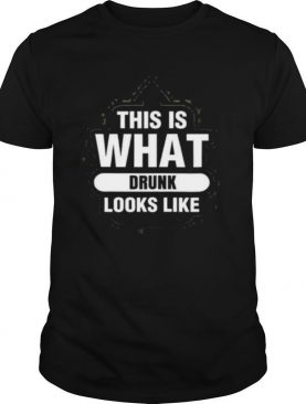 This is what drink looks like shirt