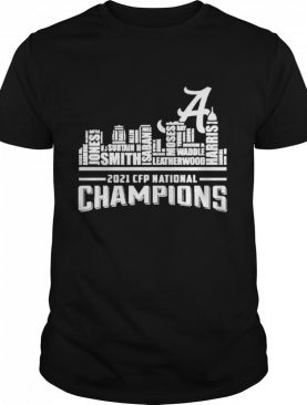 Alabama crimson tide 2021 champions shirt