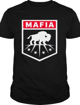 Buffalo bills Mafia logo shirt