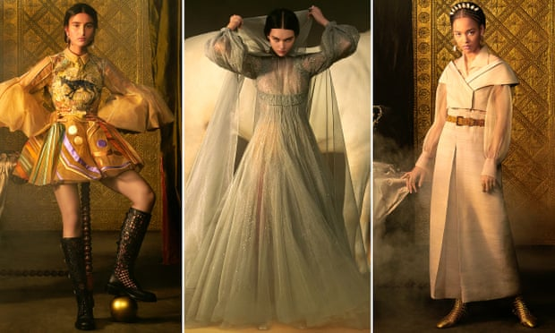 Dior plays the tarot card as haute couture comes up trumps