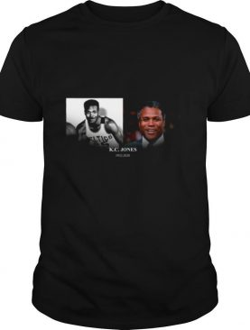 Legend K c Jones Died 1932 2020 shirt