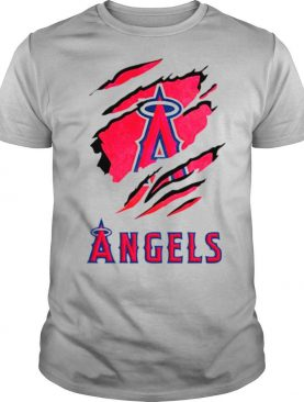 Los angeles 2 angels rip tear shirt