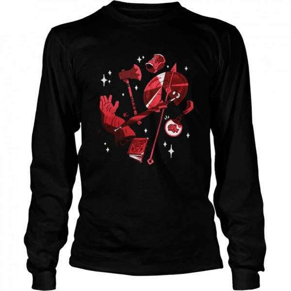 Mcelroy Merch Tres Horny  Long Sleeved T-shirt