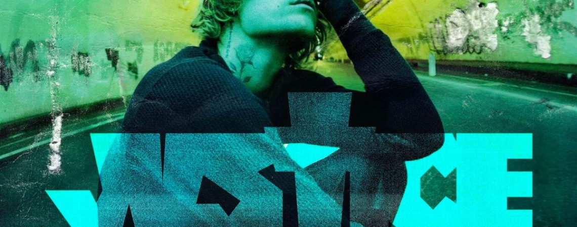 Justice Sends Justin Bieber A Cease-And-Desist Letter Over The Font On His New Album Cover