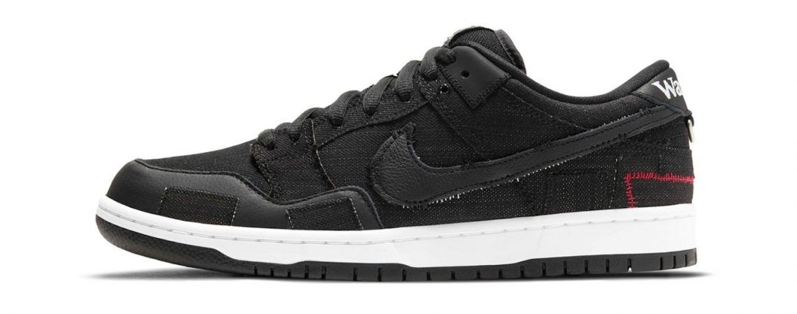 """NIKE TAPS VERDY TO REWORK THE SB DUNK LOW IN """"WASTED YOUTH"""""""