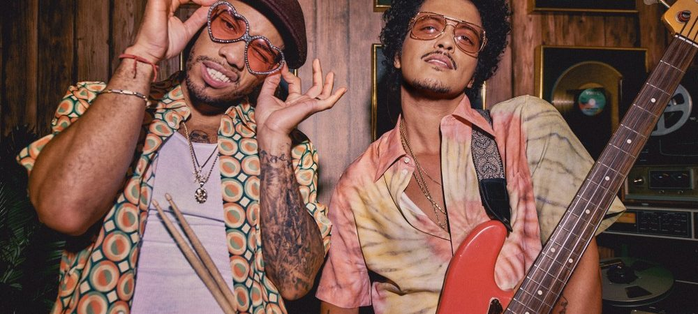Bruno Mars and Anderson Paak Share First Silk Sonic Single 'Leave the Door Open' Listen