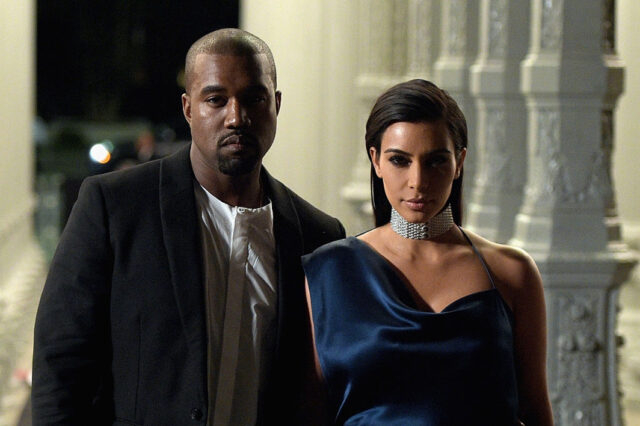 Kanye West Responds To Wife Kim Kardashian's Divorce Filing & Asks For Joint Custody
