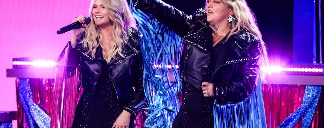 Miranda Lambert and Pregnant Elle King Hit the Stage for 2021 ACM Awards Duet