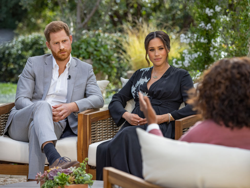 'Meghan Markle Donated To Our Charity—But We Kept It Secret'