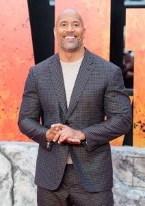 Dwayne Johnson Seems Into The Idea That People Want Him To Be President 'It'd Be My Honor To Serve You'