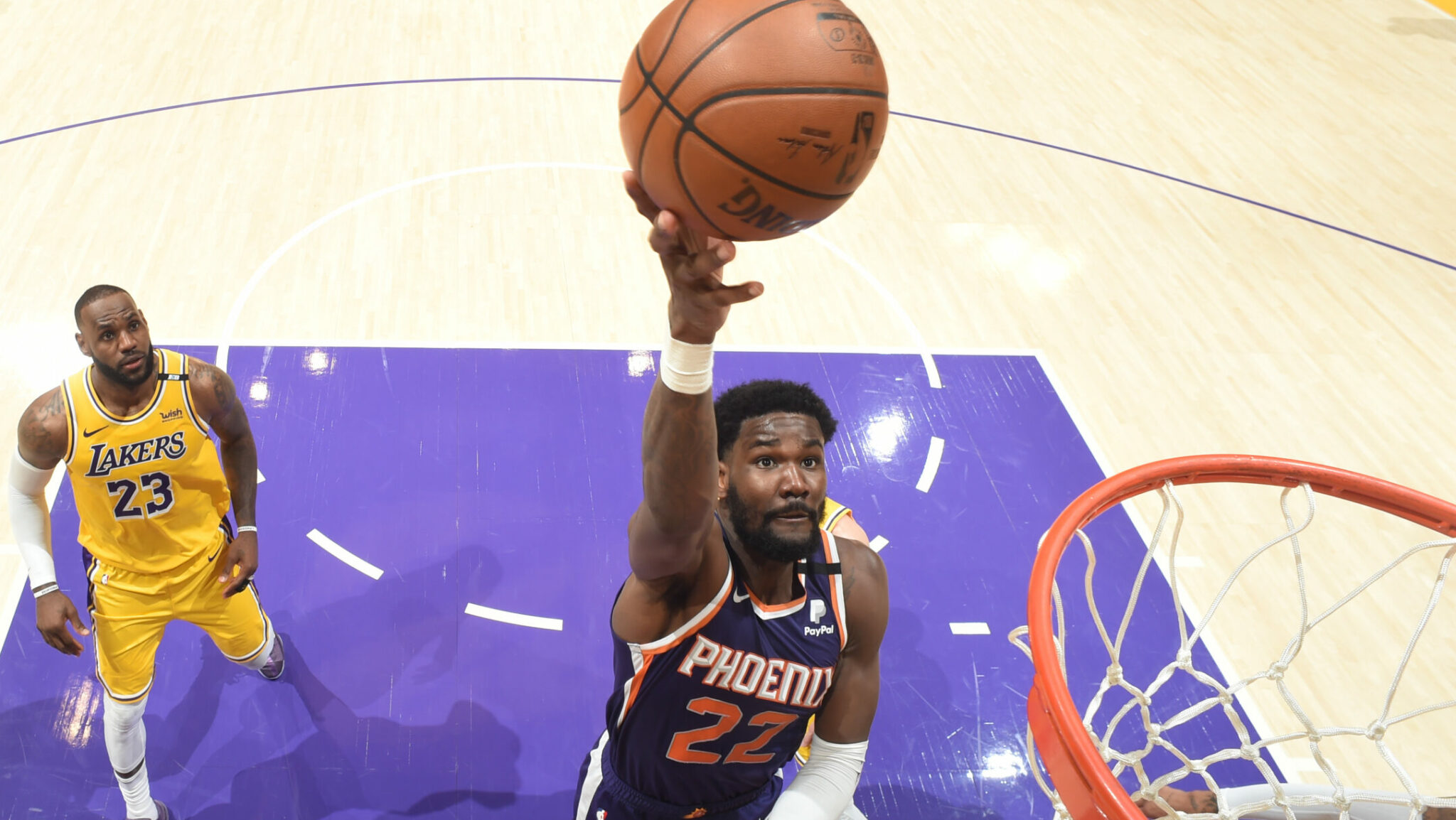 Matchup nightmare deepens for Suns vs 'underdog' Lakers