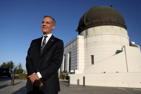 LA Mayor Garcetti's India move is no surprise. But it still stirred emotions and speculation