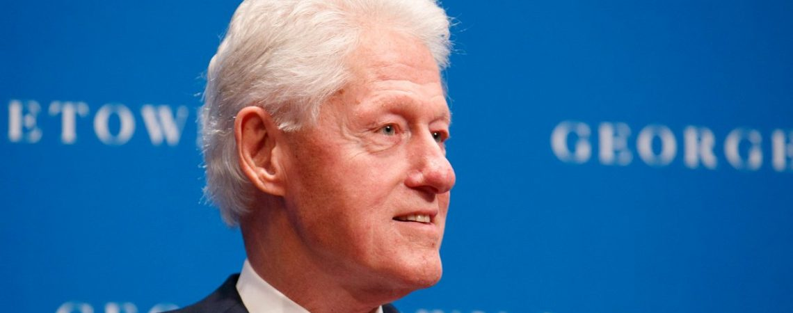 Former U.S. president Bill Clinton hospitalized in California with infection