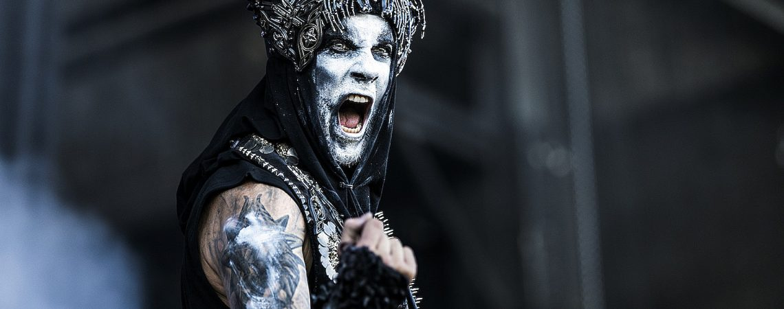 Enter to Win an LTD Guitar + Signature Nergal 'LCFR' Guitar Pedal From Behemoth