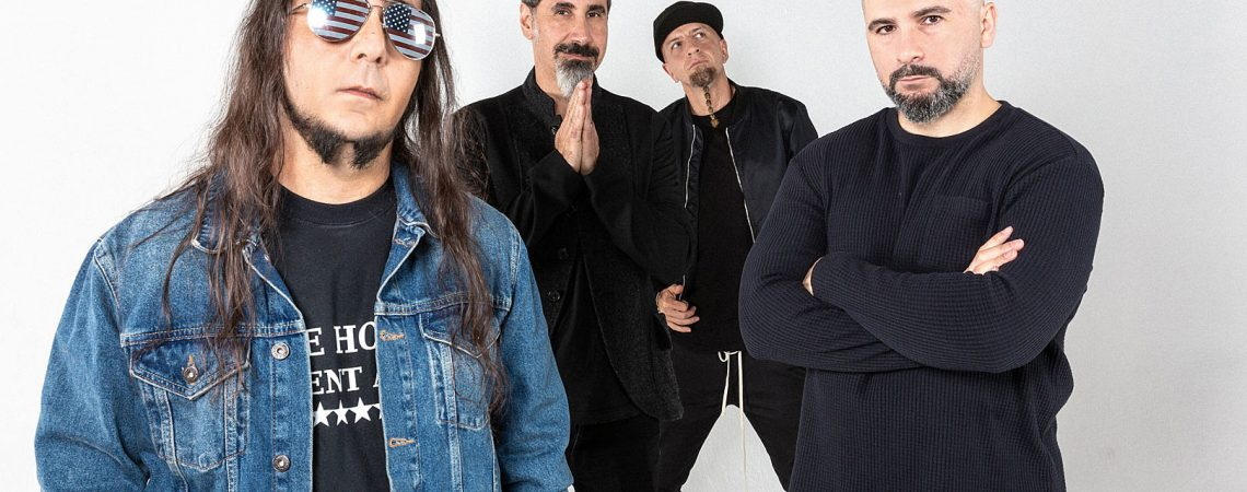 System of a Down Perform 'Protect The Land' + 'Genocidal Humanoidz' Live for the First Time